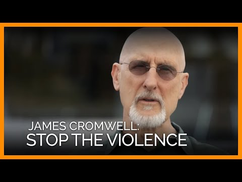 James Cromwell Wants You to Stop the Cycle of Violence