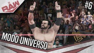 WWE 2K20 Modo Universo | UNDISPUTED - Episodio 6