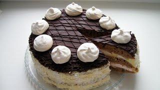 """Торт """"ПРАЗДНИЧНЫЙ""""  / Очень вкусный, нежный, красивый, пошаговый рецепт"""