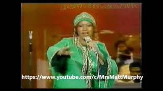 Aretha Franklin - Almighty Fire (Woman of the Future) - Canada 1978 LIVE