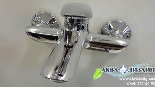 Обзор смесителя для ванной Imprese Praha New
