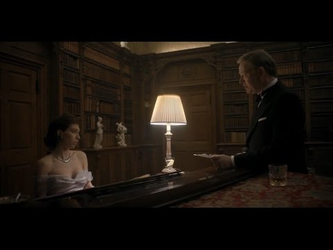 The Crown on Netflix: Singing Bewitched Bothered and Bewildered 1x02