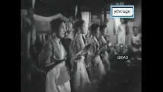 OST Musang Berjanggut 1959 - Pura Cendana - P.Ramlee, Saloma
