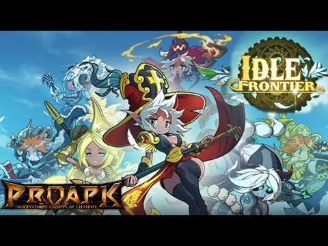 Idle Frontier - Magic Adventure Gameplay IOS / Android