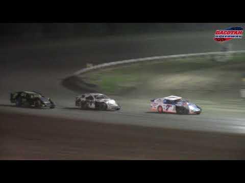 Dacotah Speedway IMCA Sport Mod A-Main (9/28/18)