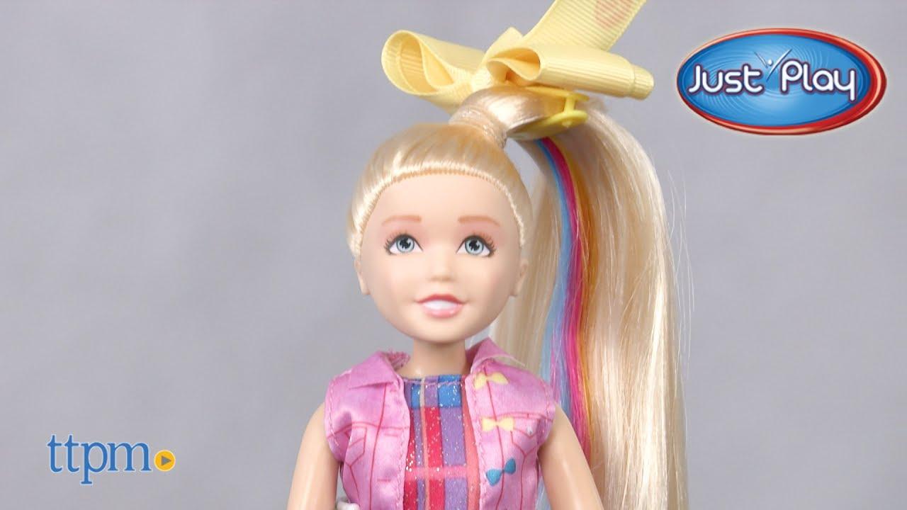 """JoJo Siwa Singing Doll Dance Moms 10/"""" Share Bow Plays Song Boomerang"""