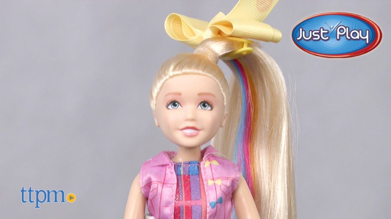 JoJo Siwa Singing JoJo Doll  Boomerang  Review  f10255e81