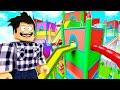 LE MEILLEUR PARC GONFLABLE DU MONDE ! | Roblox Inflatable Park