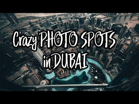 Crazy Photo Spots in DUBAI   ft. Nikon & Rove Hotels
