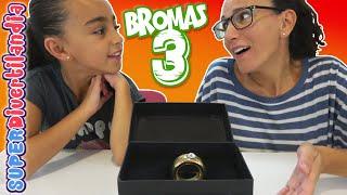 BROMAS 3! Ideas y Artículos de Broma en SUPERDivertilandia.
