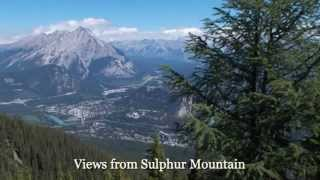 Banff National Park Tour. Alberta, Canada. Beautiful Views!