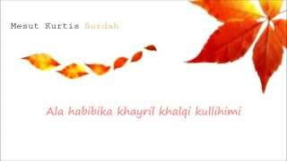 Mesut Kurtis - Burdah (Lyrics Video)