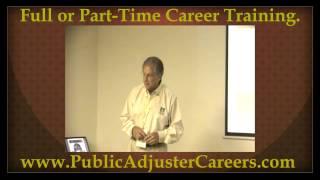 North Carolina Public Adjuster Training School Licensing Free Career Training