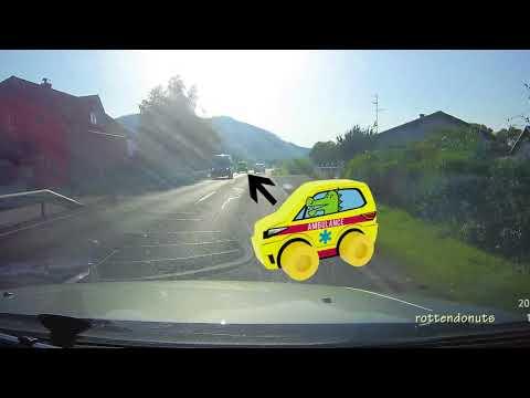 Rešilec 24 avg 2017 Konjice   Ambulance Car Slovenia