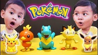 Hadiah Happy Meal McD Pokemon Terbaru Desember | Mainan McDonald Terbaru 2018