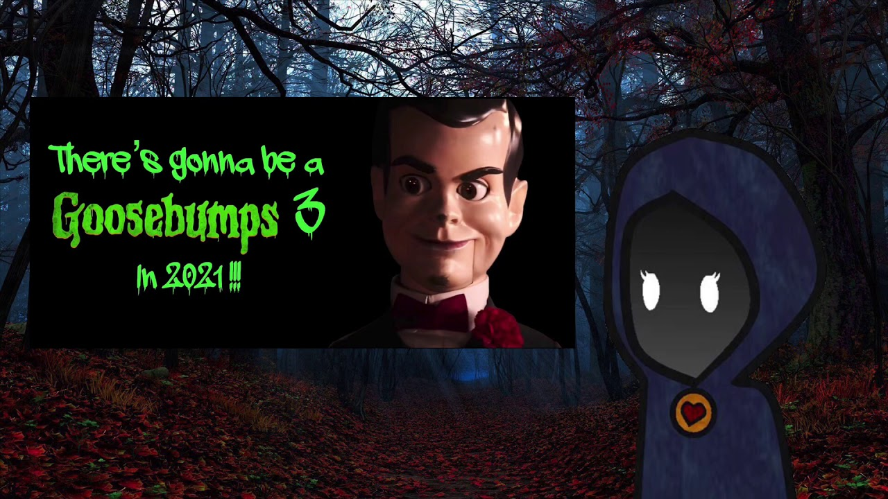 Download There's a Goosebumps 3!? | Slappy from Goosebumps