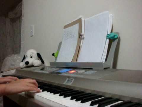 Em rất nhớ anh (Gọi giấc mơ về OST) on keyboard