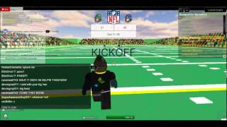 Roblox Game Review - Football Legends By SDuke524