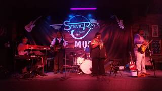 Chris Canas Band: Just My Imagination LIVE at Stevie Ray's Blues Bar
