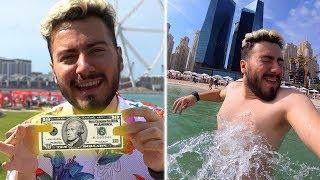 10 DOLAR İLE BİR GÜN GEÇİRMEK (DUBAİ)