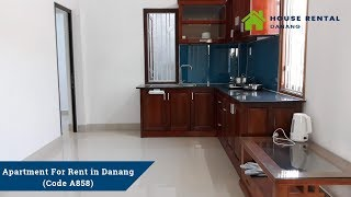 Apartment For Rent in Danang (Code A858)