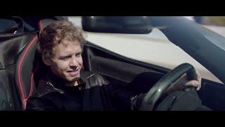 Sebastian Vettel - LaFerrari Aperta
