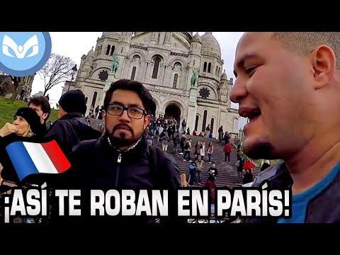 LATIN TECH IN PARIS (iPhone X vs Huawei P20 DETRAS DE CAMARAS)
