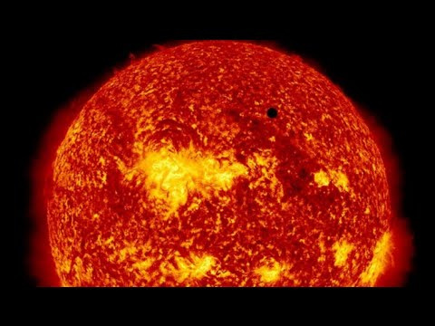 LIVE: Watch Mercury's rare transit in front of Sun's surface