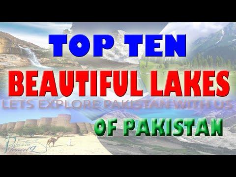Top 10 Beautiful Lakes of Pakistan