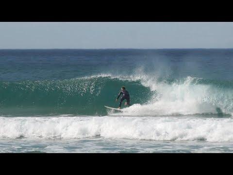 Perfect Wedge Beach Break | South Australia | How To Rip