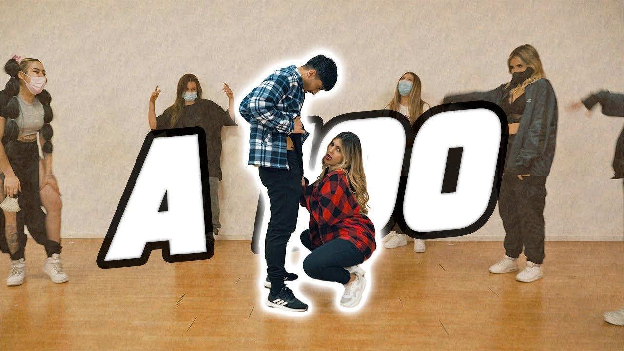 Download Lenny Tavárez - A 100 | Coreo oficial por Emir Abdul Gani 💯