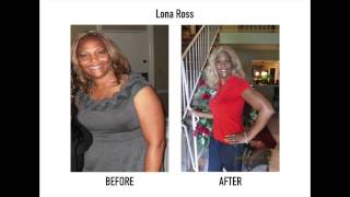 Zija Weight Management System   Before & After