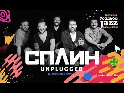 Сплин - Unplugged. Усадьба Jazz (22.06.2019)