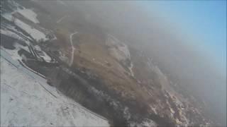 smog krakow Barycz -Wieliczka