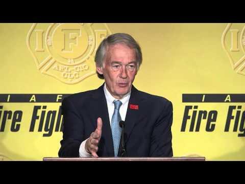 Senator Ed Markey (D-MA) - Remarks