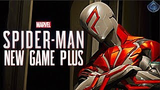 Spider-Man PS4 - New Game Plus News Update
