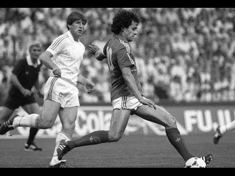 Rétro Euro 84 : France-Yougoslavie - Michel Platini - Ep.3