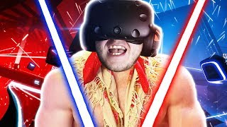САМЫЙ СЛОЖНЫЙ РЕМИКС НА EXPERT+ ! - Beat Saber - HTC Vive VR