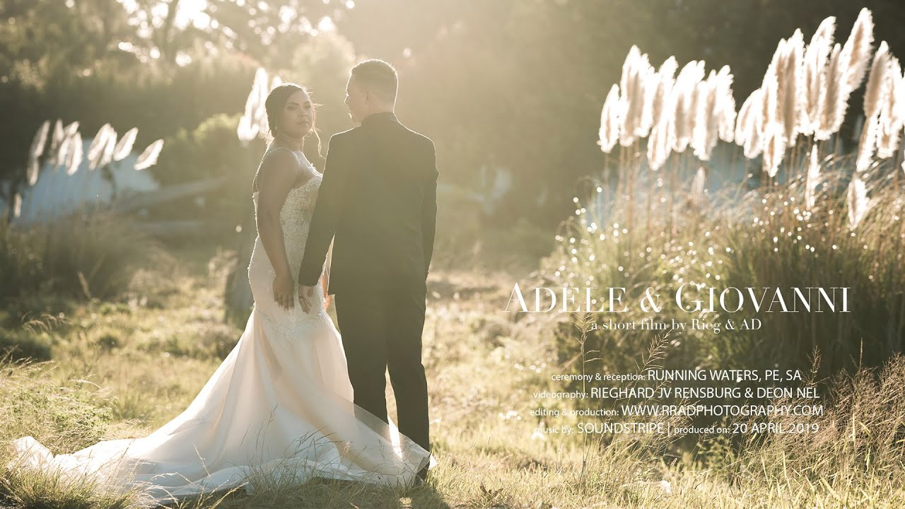 Cinematic wedding film of Adele & Giovanni's wedding.