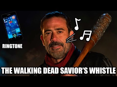 THE WALKING DEAD - SAVIOR´S WHISTLE - RINGTONE DOWNLOAD