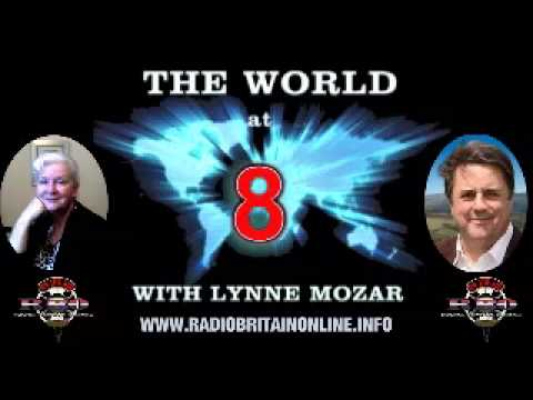 World at 8 Friday 29 March 2013 with Nick Griffin MEP