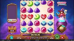 Sweet Alchemy Freespins Play´n Go Slot Gameplay