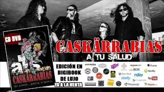 """Caskarrabias - 16 """"Espiral de Miel y Pimienta"""" (extraído de 'A Tu Salud' audio)"""