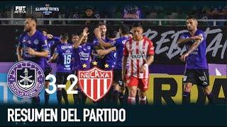 Mazatlan 3-2 Necaxa | Resumen y goles | Jornada 1 | Guardianes 2021