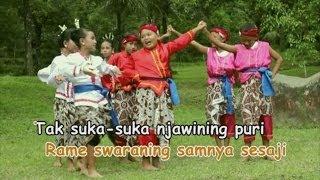 Kembang Melati - Taman Siswa Yogyakarta (musik Bossanova Jawa)