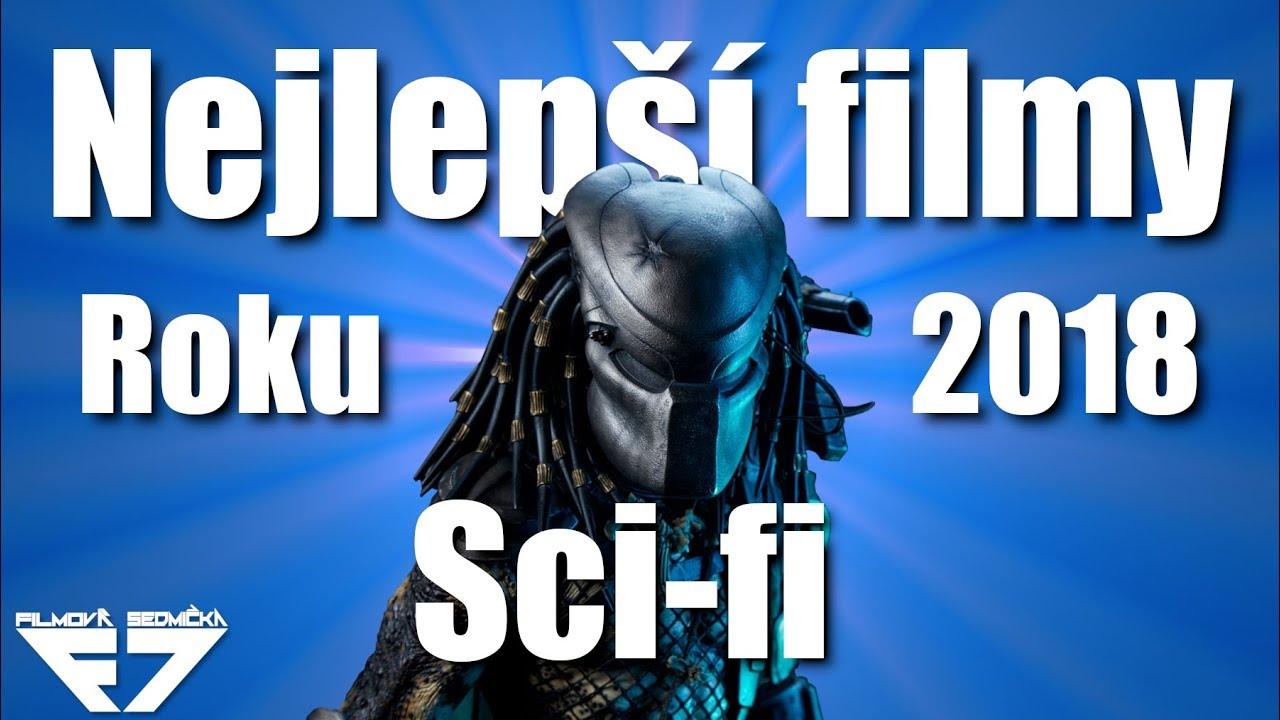 Nejlepší sci-fi filmy roku 2018 #CenyF7