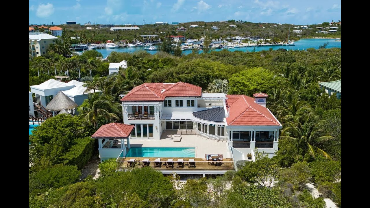 Majestic Tranquil Villa in Providenciales, Turks and Caicos Islands | Sotheby's International Realty