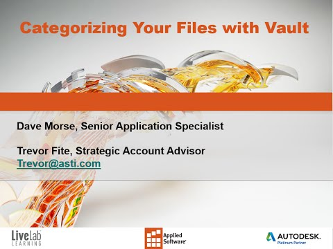 Categorizing Your Files with Vault