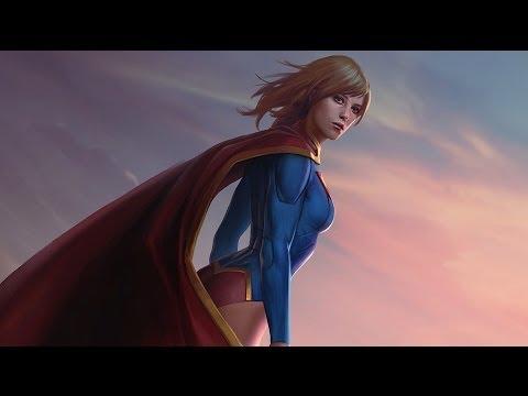 Infinite Crisis - Champion Profile: Supergirl