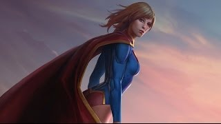 Infinite Crisis - Champion Profile: Supergirl